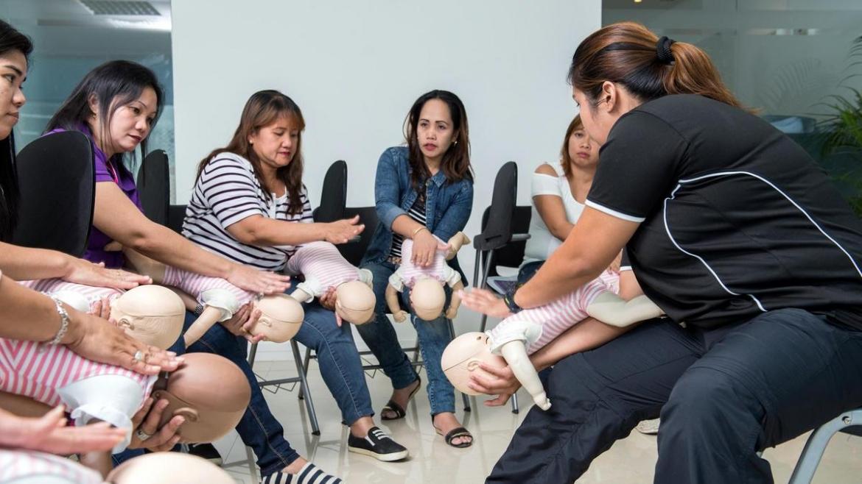 Filipinli Bakıcıların Çocuklar Üzerindeki Pozitif Etkileri